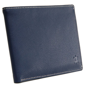 Tazio Nuvolari Official Wallet(Blue)