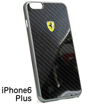 Ferrari iPhone6/6s Plus Carbon Case