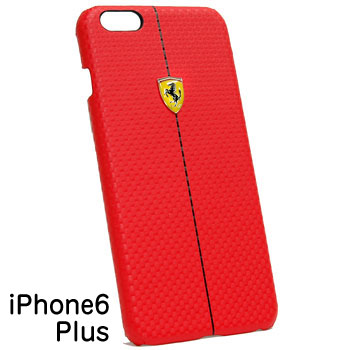 Ferrari iPhone6/6s Plus Case-F1/Red-