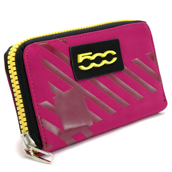 FIAT 500 Wallet -SEVEN/Purple-