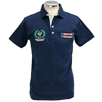 MARTINI RACING Polo-shirts(Navy)
