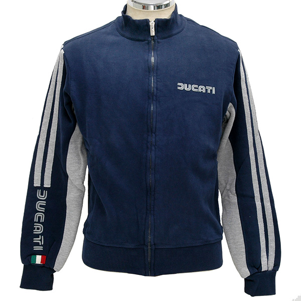 DUCATI Hooded Felpa-80s-