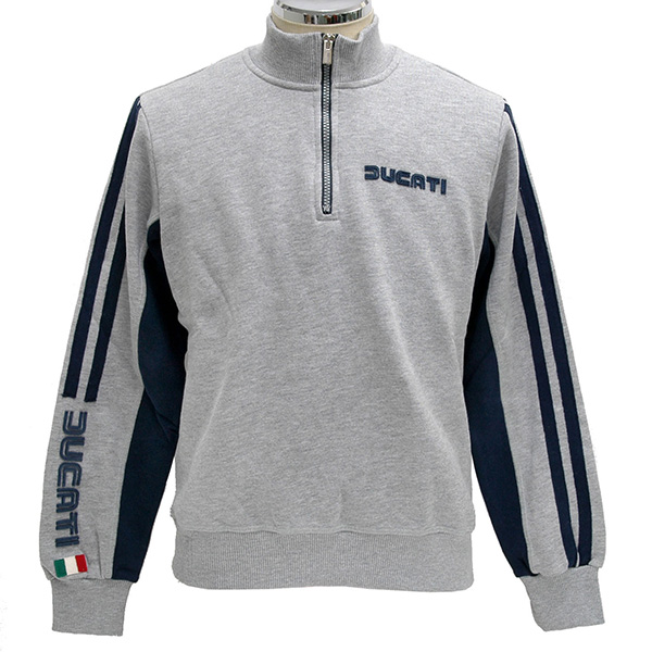 DUCATI Official Sweat shirts heaf zip 80s 14