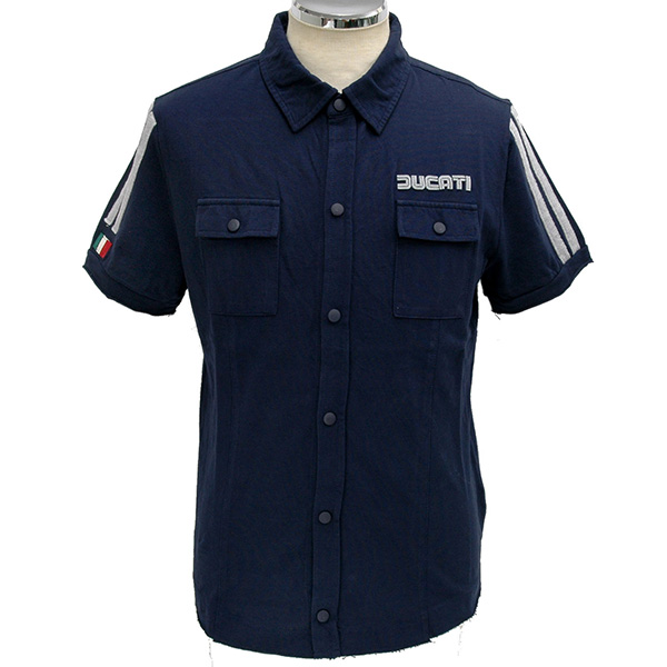 DUCATI Official Shirts 80s 14