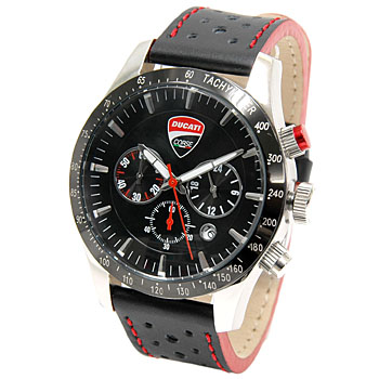 DUCATI Official Chronograph Watch -DUCATI CORSE 2014-