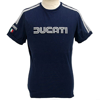 DUCATI Official T-shirts -80s 14-