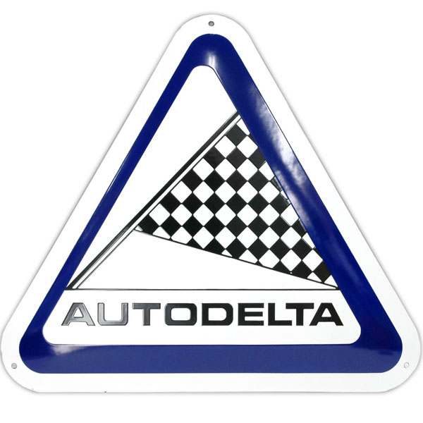Alfa Romeo AUTODELTA Sign Boad 560mm