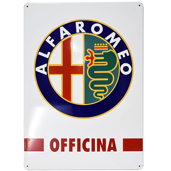 Alfa Romeo Sign Boad-OFFICINA-690mm