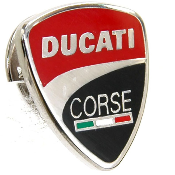 DUCATI CORSE Pin Badge