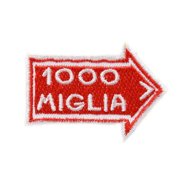 1000 MIGLIA Official Patch(Small)