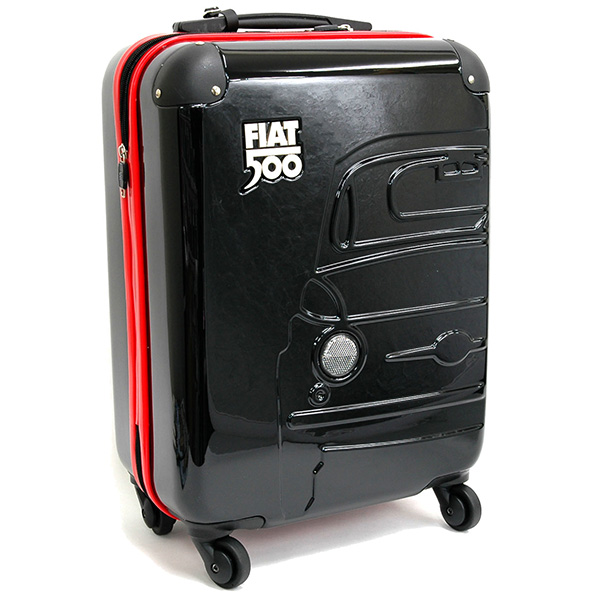 FIAT 500 Trolly Bag-Black-<br><font size=-1 color=red>02/09到着</font>