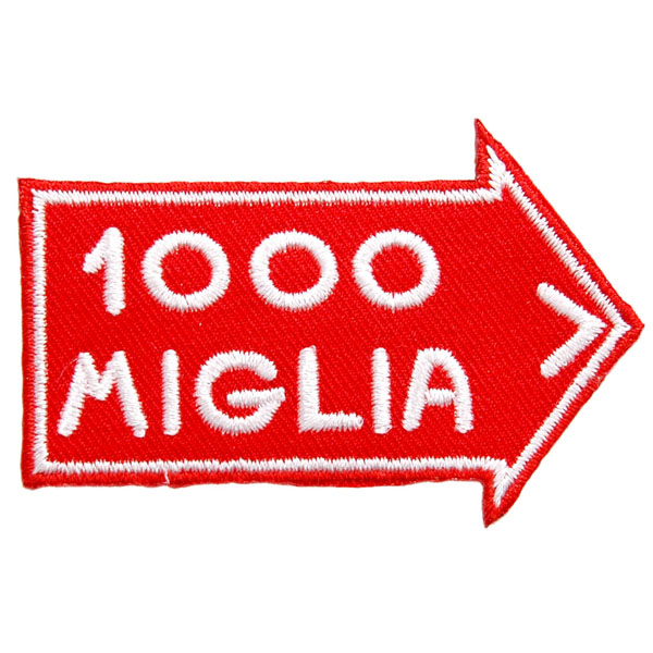 1000 MIGLIA Patch(Medium)
