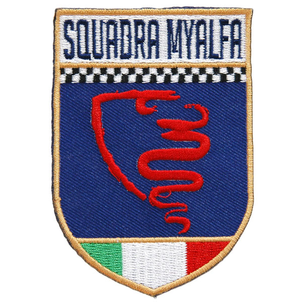 SQUADRA MYALFA Patch