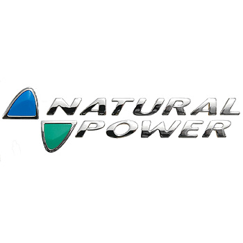 FIAT Natural Power Logo Type B