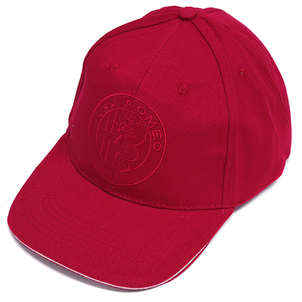 Alfa Romeo Baseball Cap(Red)