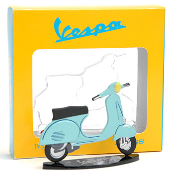 Vespa 150 GS Miniature Object(Light Blue)