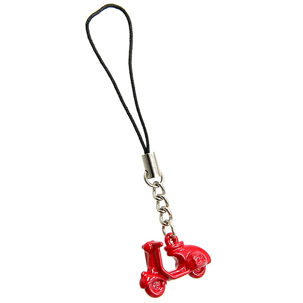 Vespa Official Strap(Red)