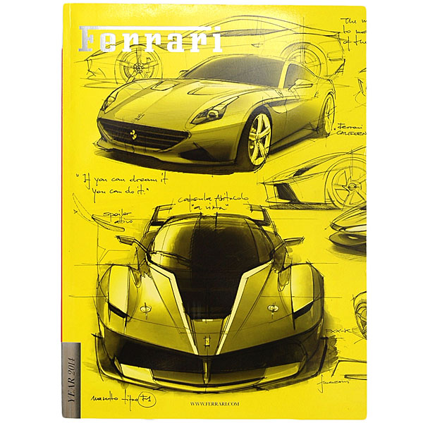 Ferrari Year Book 2014