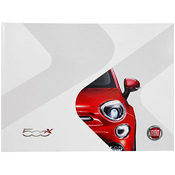 FIAT 500 X Catalogue