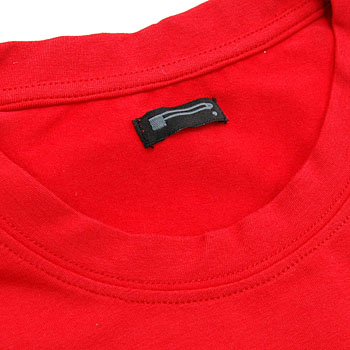 PIRELLI T-Shirts-Stretch/Red-