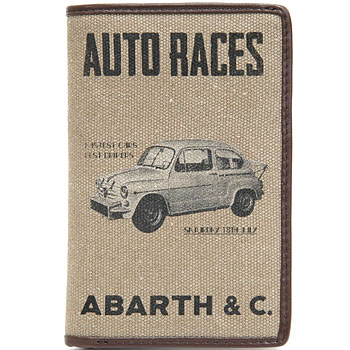 ABARTH HeritageCard Holder