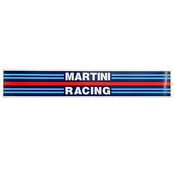 MARTINI RACING Sticker (157mm)