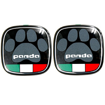 FIAT Panda Side Badge Set<br><font size=-1 color=red>02/28到着</font>