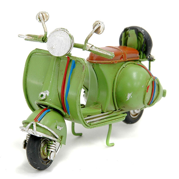 Vespa Tin Toy(Green)