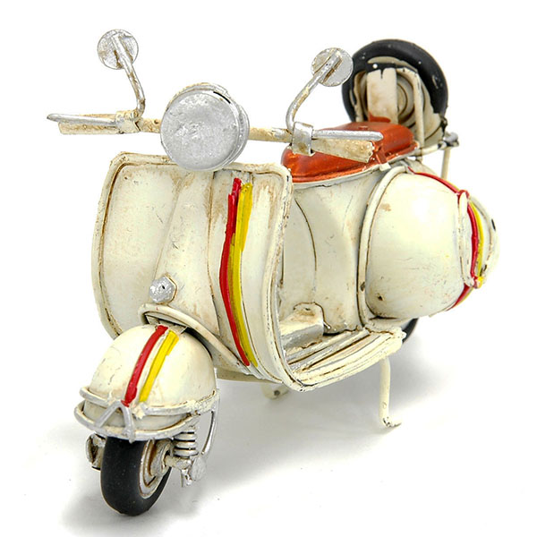 Vespa Tin Toy(White)