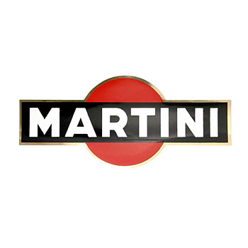 MARTINI Sticker(210mm)