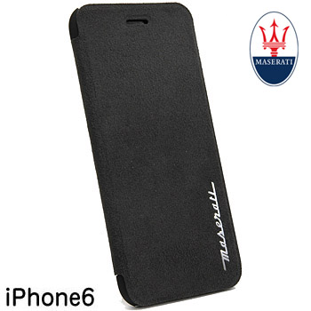 MASERATI Official iPhone6/6s Book Type Case-Folio MS-(4.7inch)