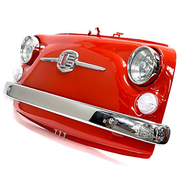 FIAT 500 Front Panel Object