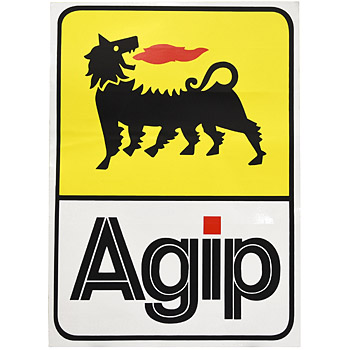 AGIP Sticker(XL)