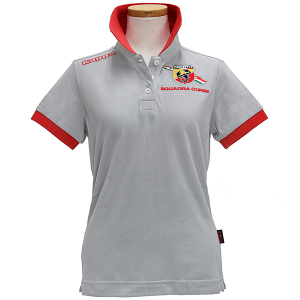 ABARTH LADY POLO/Gray by Kappa