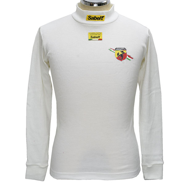 ABARTH Racing Under Shirts by Sabelt