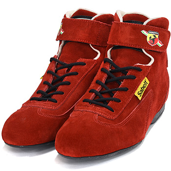 ABARTH Racing Shoes by Sabelt
