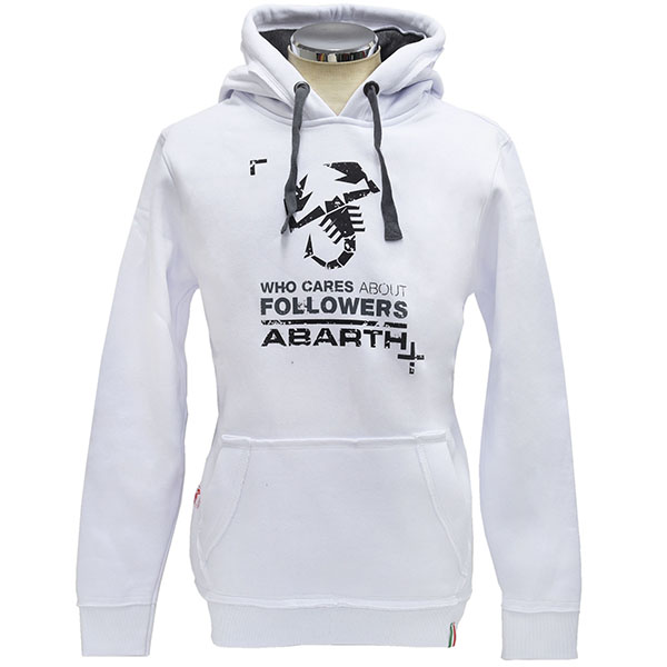 ABARTH Hoody-FOLLOWERS/White-