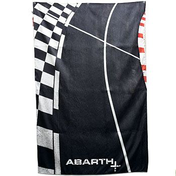 ABARTH Big Towel(Quick Dry)