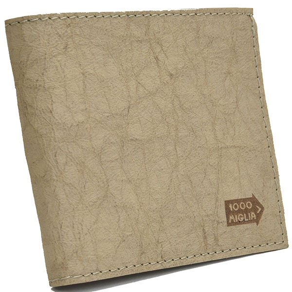 1000 MIGLIA Official Wallet(Beige)