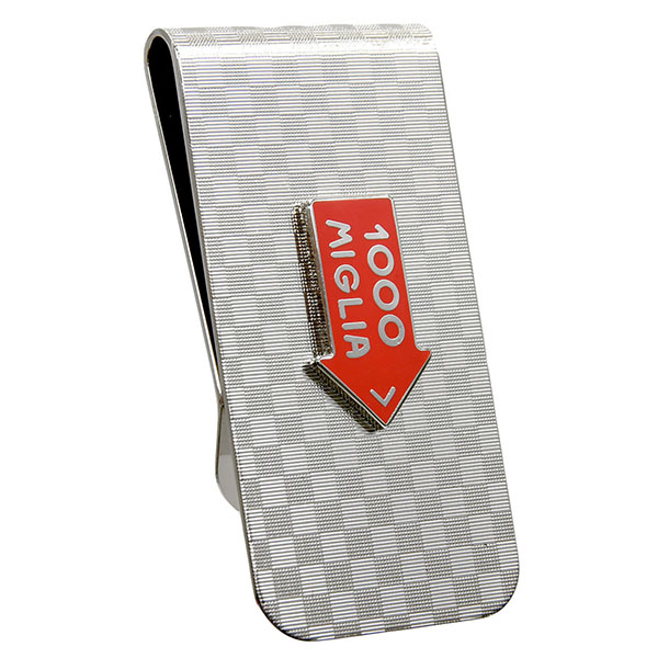1000 MIGLIA Official Money Clip 2015