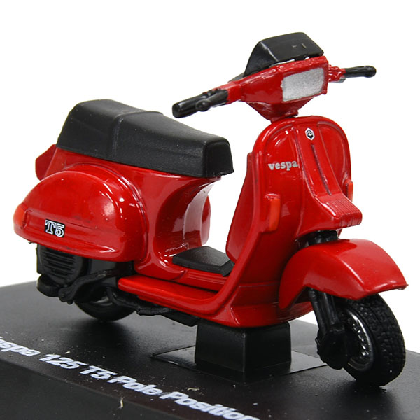 1/32 Vespa 125 T5 1985 Miniature Model