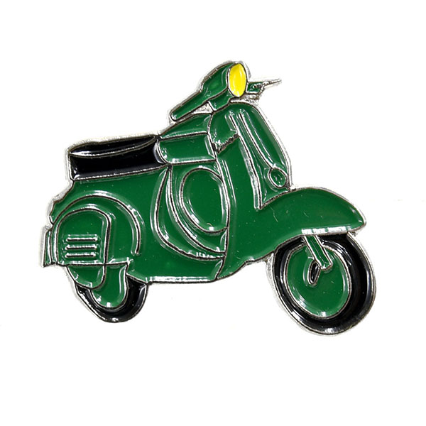 Vespa Official Pins(Green)