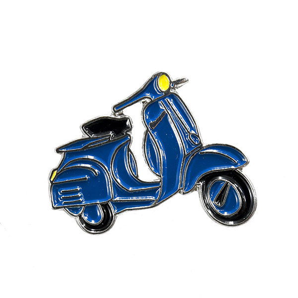 Vespa Official Pins(Navy)