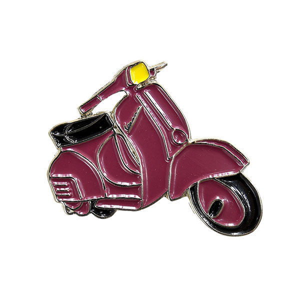 Vespa Official Pins(Purple)