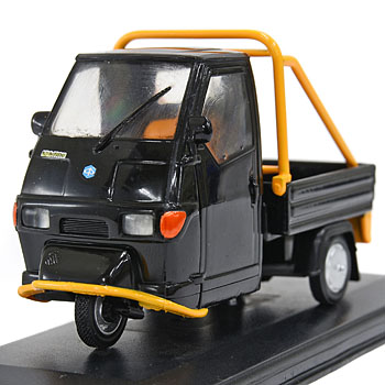 1/32 APE 50 Cross Country 1994 Miniature Model(Black)
