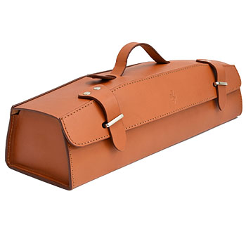 Ferrari Leather Tool Bag by schedoni
