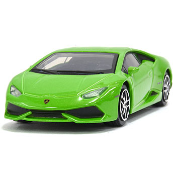 1/43 Lamborghini Huracan Miniature Model(Green)