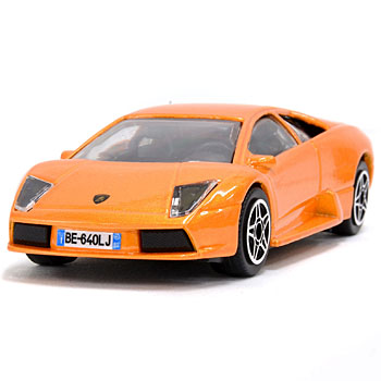 1/43 Lamborghini Murcielago Miniature Model(Orange)