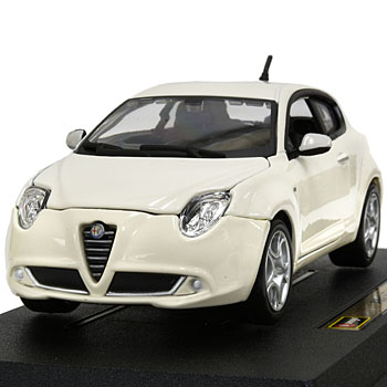 1/24 Alfa Romeo MiTo Miniature Model