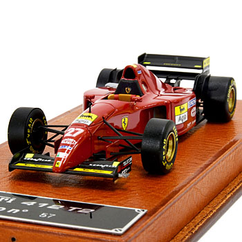 1/43 Ferrari 412T2 Miniature Model
